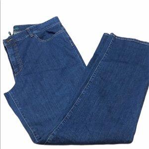 Lauren Ralph Lauren Heritage Straight Leg Jeans